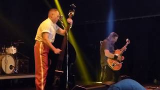Reverend Horton Heat - Little Queenie [Chuck Berry cover] (Houston 05.25.18) HD