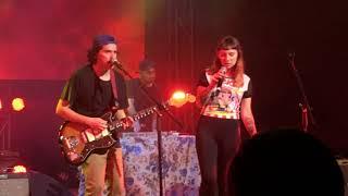 Niños Del Cerro El Sueño Pesa Feat Chini Ayarza Club Fauna Teatro Teleton Santiago Chile 01 09 2018