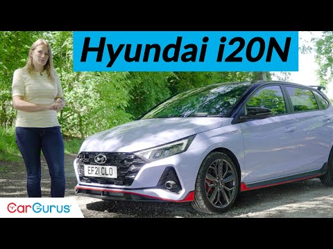 Hyundai i20N 2021 Review: Another first-class hot hatch from Hyundai   CarGurus UK