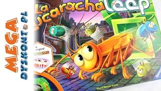 La Cucaracha Loop - Uciekaj przed karaluchem! - Gry logiczne dla dzieci - Ravensburger