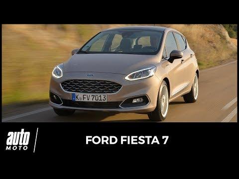 2017 Ford Fiesta 7 [ESSAI] : l'âge de raison (avis, intérieur, performances...)