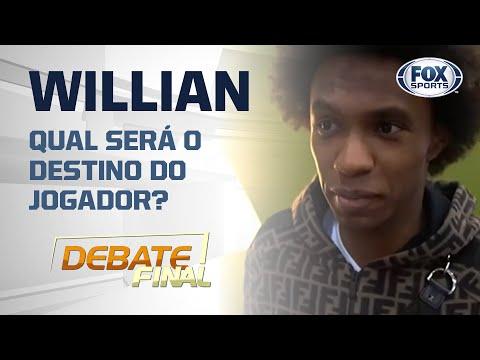 WILLIAM PODE ESTAR VOLTANDO AO BRASIL?