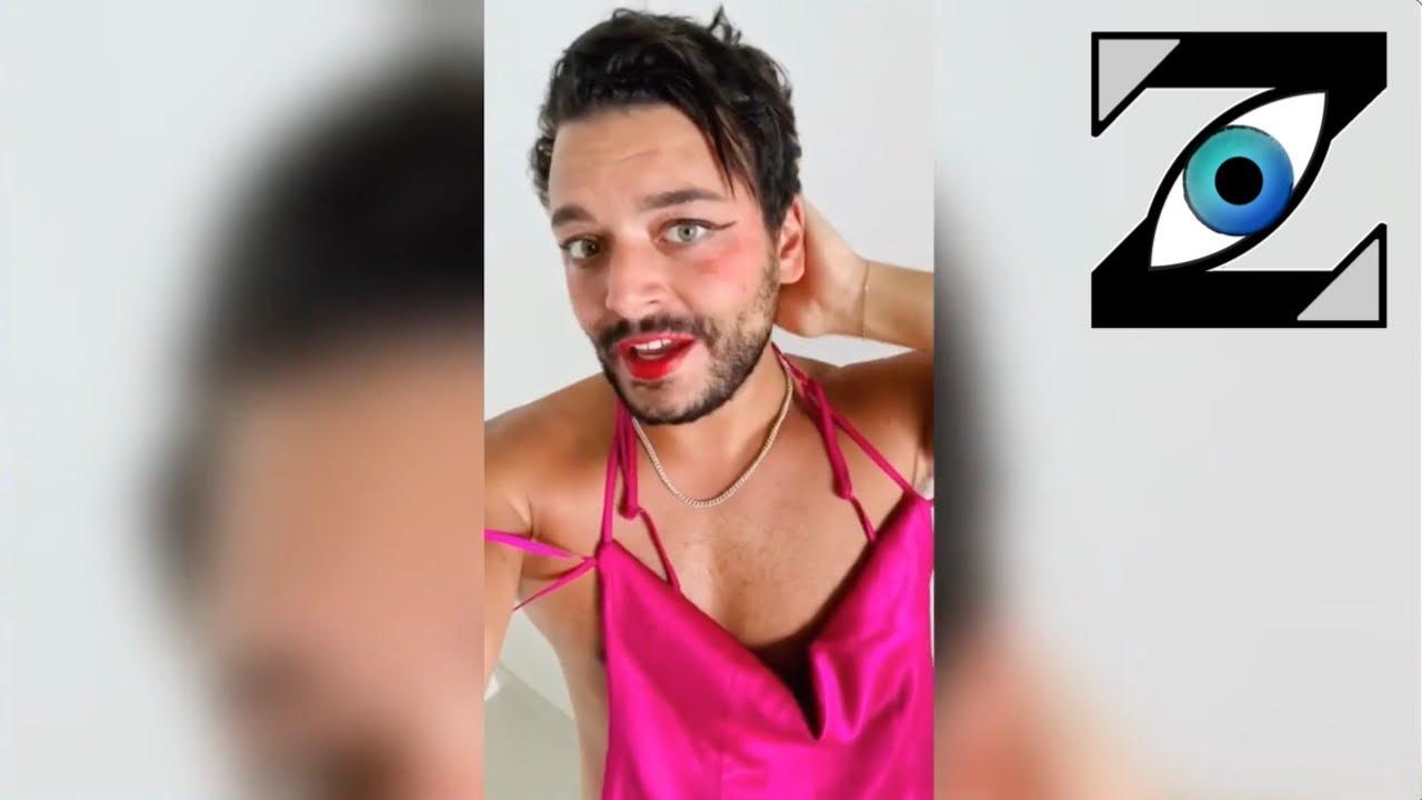 [Zap Réseaux Sociaux]  Kev Adams parodie Maeva Ghennam (09/09/21)