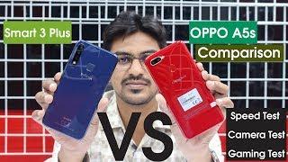 Download Oppo A5s vs Infinix Smart 3 Plus Comparison | Speed