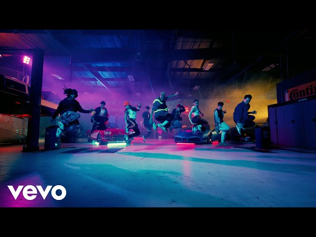 Running Over (CHANGES: The Movement) (Feat. Lil Dicky) - JUSTIN BIEBER