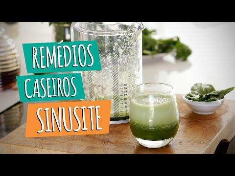 Imagem ilustrativa do vídeo: Remédios Caseiros para Sinusite