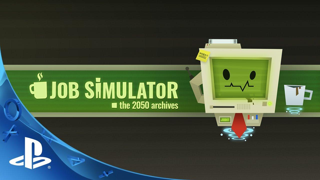 Job Simulator Confirmed for PlayStation VR