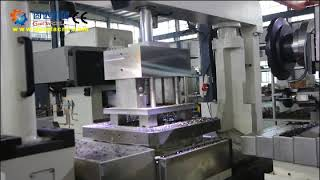 CNC Twin Head Milling Machine for Mold Base Special