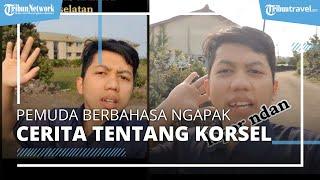 Viral Video Pemuda Berbahasa Ngapak Tunjukkan Permukiman di Korsel: Kayak Hidup di Banjarnegara