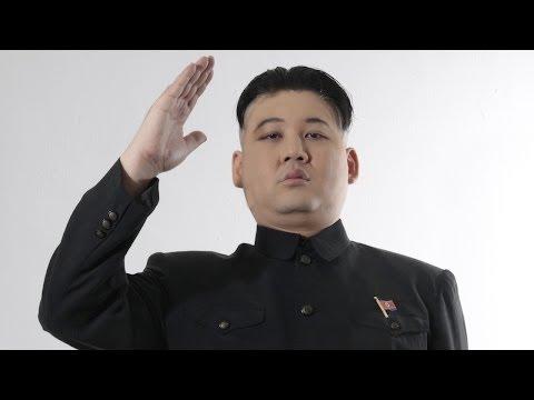 Imitátor Kim Čong-Una