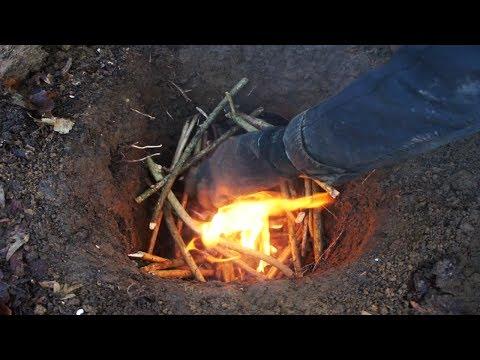 Dakota oheň – nejde vidět a hoří i ve větru