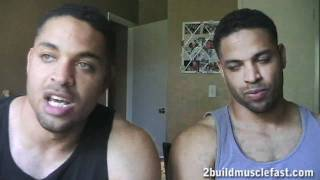 Best time to Take Whey Protein Shake @hodgetwins