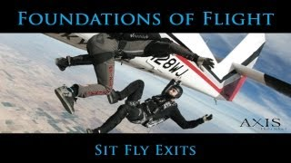 AXIS Foundations of Flight - Sitfly Exits