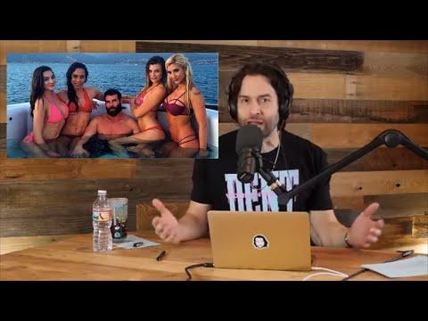 Chris D'Elia Reacts to Dan Bilzerian and His Women