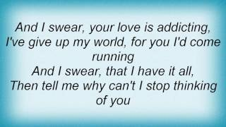 Angelina - Everytime I Think Of You Lyrics