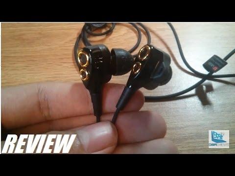 REVIEW: UiiSii T8 Dual Driver Hi-Fi In-Ear Headphones [Mic]