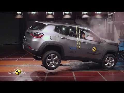 Euro NCAP Crash Test of Jeep Compass