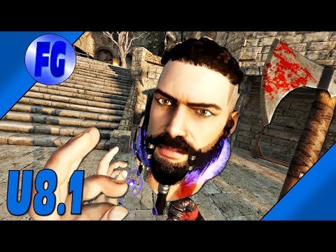 U8 Gameplay | Blade And Sorcery Update 8.1