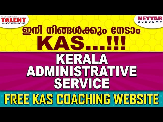 Crack KAS in First Attempt. Exclusive Website for KAS Exam Preparation from Talent Academy