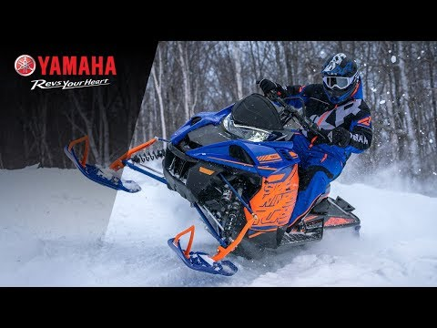 2020 Yamaha Sidewinder X-TX SE 146 in Trego, Wisconsin - Video 1