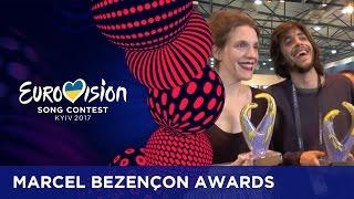 The Marcel Bezençon Awards of 2017
