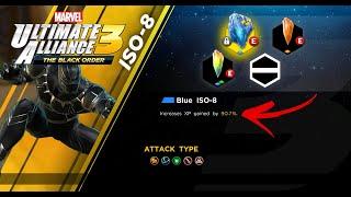 BEST ISO IN THE GAME? - 100% XP Bonus ISO Location - Marvel Ultimate Alliance 3 (MUA3)