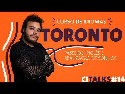 CI Talks #14 - Cursos de Idiomas