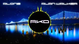 [Nightcore] Alone - Alan Walker (Lost Frequencies Remix)