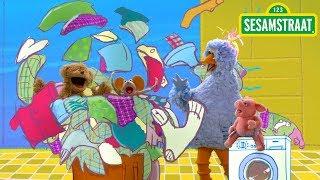 Hompeltje en Pompeltje - Kinderversje - Sesamstraat
