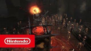 Victor Vran - Announcement Trailer (Nintendo Switch)