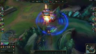 #2. RAKAN OUTPLAYS IN A GAME!!..