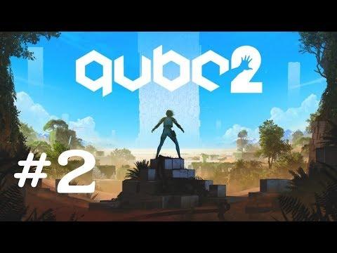 Dust hraje  - Q U B E 2 -  Na vlásku (#2)
