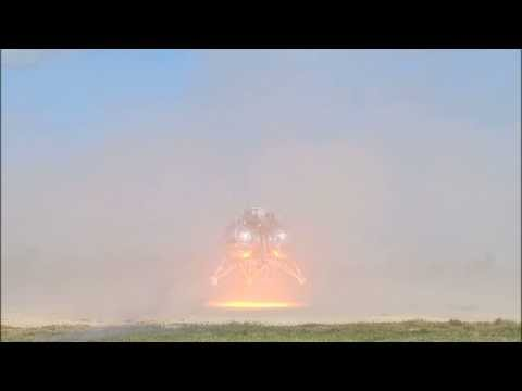 NASA's Morpheus Lander Completes Its First Explosion-Free Test Flight