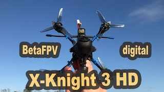 BetaFPV X Knight 3 HD digital bester Vista 3 Zoll Quad
