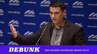 Ben Shapiro: Keyboard Drone Pilot ft. Ben Burgis (TMBS 123)