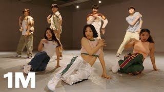 Bruno Mars, Anderson.Paak, Silk Sonic - Leave the Door Open / Lia Kim Choreography