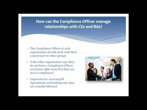 Understanding Compliance Officer Roles and Responsibilities ...