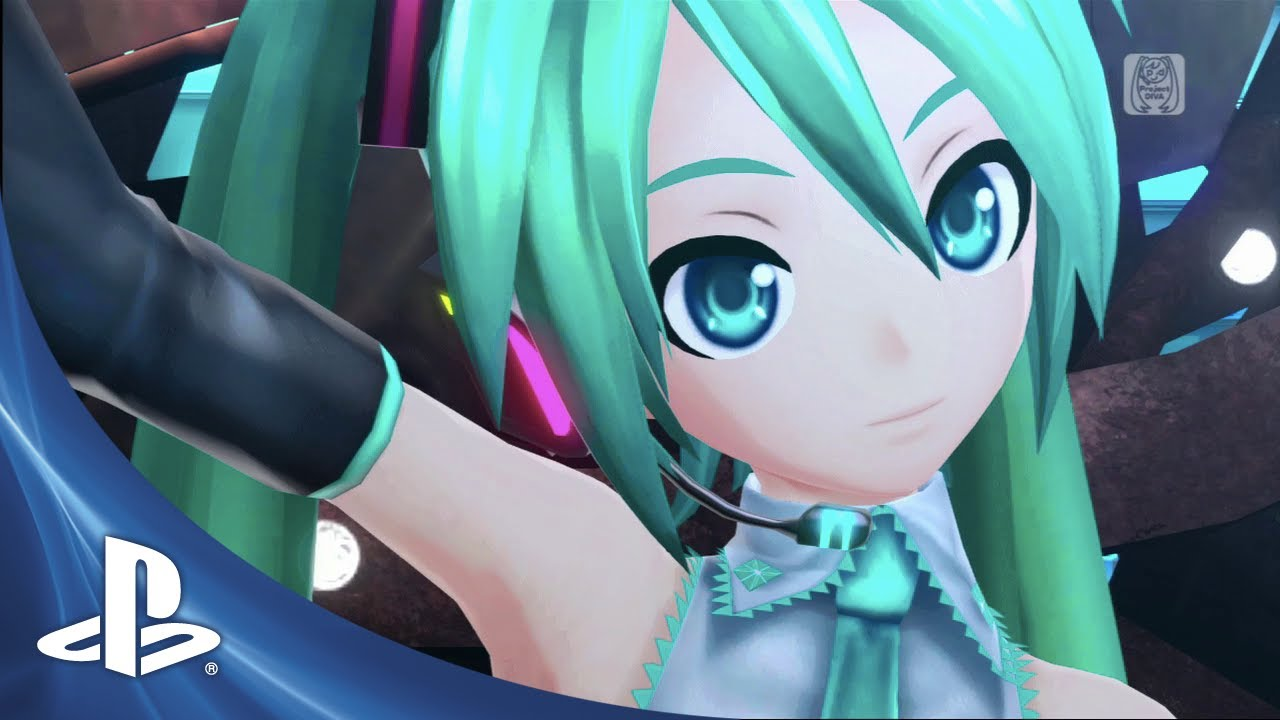 Project Diva F Out Today on PS3: Hatsune Miku Hits the Stage!
