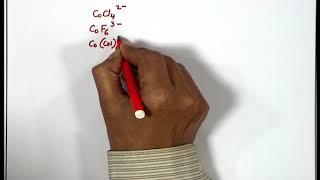 Coordination Compounds 5