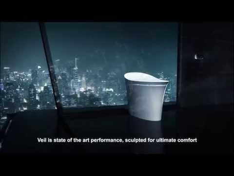 Kohler Veil Intelligent Toilet Video