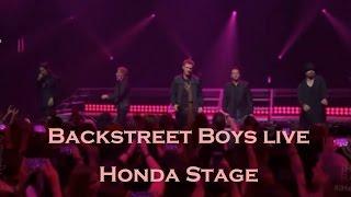 Backstreet Boys Honda Stage Live at iHeartRadio Concert 2016