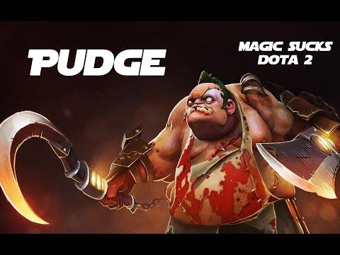 Как играть за Pudge? Гайд на Пуджа Дота 2 (Pudge Dota 2 Guide)