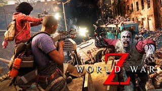 ZOMBIE APOCALYPSE!! (World War Z Game)