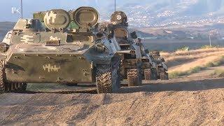 Պաշտպանության բանակում մեկնարկել են ռազմավարական զորավարժությունները