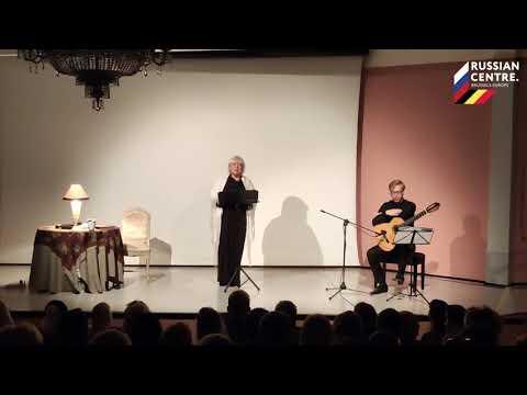 Светлана Крючкова: «И всё-таки услышат голос мой…». Моноспектакль в РЦНК в Брюсселе