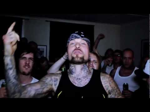 SHOT AT DAWN - WHITE TRASH METAL BRIGADE OFFICIAL MUSIC VIDEO