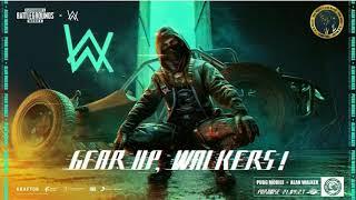 PUBG Mobile, Alan Walker - Paradise ( collaboration theme music song )
