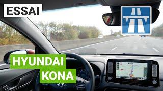 Essai Hyundai Kona 64 kWh : Paris – Bordeaux