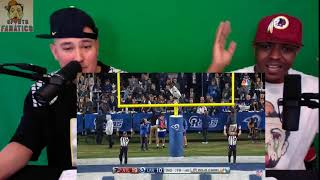 Falcons vs Rams | Reaction | NFL Wild Card Game Highlights