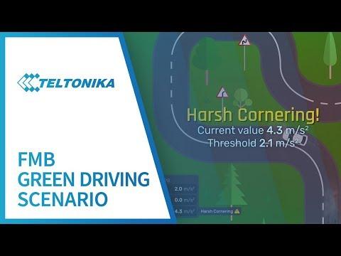 Teltonika Green Driving